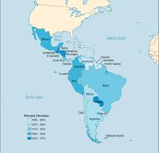 World Map Of South America Best Latin Labeled With