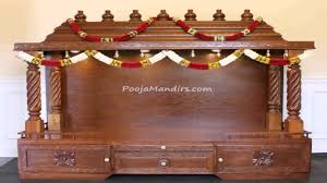 Wooden Temple Designs Pictures South Indian Wooden Home Temple Design Daddygif Com See