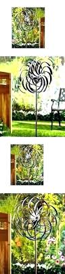 yard spinners garden lawn wind spinner and windmills outdoor hanging metal lowell whole nelson