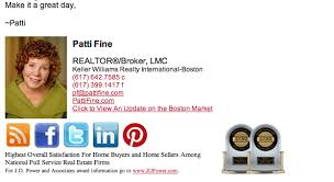 Patti Fine Custom Email Signature For Gmail Custom Email