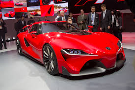 2018 Toyota FT-1: The New Supra - Miller Toyota Reviews, Specials ...