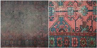 persian hamadan rug cleaned