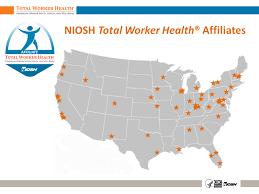 CDC - Total Worker Health Topics - NIOSH Total Worker Health
