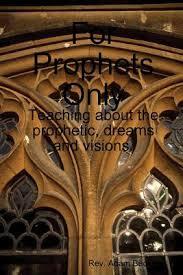 9781435719330: For Prophets Only - <b>Rev Adam Becker</b>