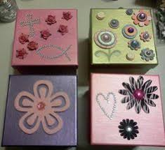 How To Decorate Boxes With Paper Jewellery Box Decorate box Box and Shoebox ideas 2