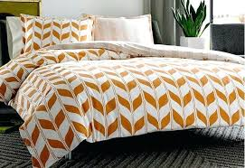 orange and white comforter mid century modern bedding set collections outstanding bedroom orange grey and white orange and white comforter