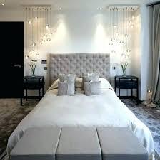 bedside chandelier