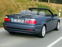 BMW 3 Series Cabriolet (E46) specs - 2003, 2004, 2005, 2006, 2007 ...