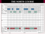 The North Course — Berkeley Hall