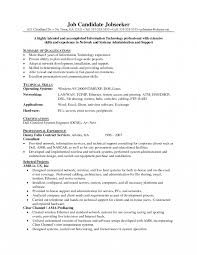 Network Administrator Resume Examples Entry Level Network Administrator Resume Examples Sample Template 17