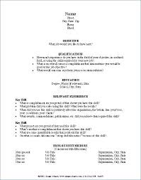 Sample Of A Good Resume Format Good Resume Examples Best Resume ...