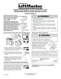 liftmaster garage door opener manual.  Liftmaster Reprogramming Liftmaster Garage Door Opener Photo 2 Of 6 Manual  With Doors For Chamberlain Openers Delightful How  In F