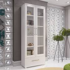 bookcases white bookcase with drawers 5 shelves white solid wood bookcase 2 glass doors 1 bottom