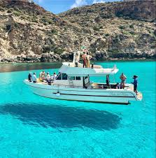 Boat In Lampedusa Italy Confusingperspective