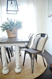 white metal chairs rustic metal wood dining chairs with a farmhouse table white metal outdoor furniture