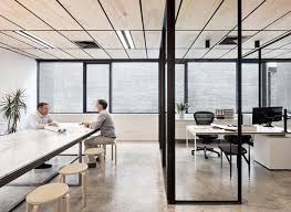 industrial modern office. Modern Office Space By Clare Cousins Architects Plastolux Industrial O