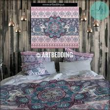 elephant bedding set elephant bedding bohemian duvet cover set in vintage bedding set elephant bedroom decor elephant bedding set