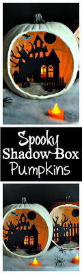best ideas about halloween stories trick or great halloween decoration shadow box pumpkins