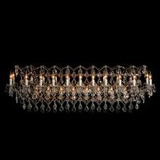 timothy oulton crystal rectangle large chandelier antique rust lighting accessories