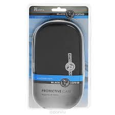 Защитный <b>чехол</b> Black Horns для PS Vita (черный) — купить в ...