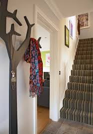 Modern Hall Tree Coat Rack Contemporary hall tree entry eclectic with coat hanger think 30