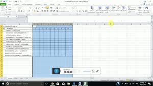 Hacer Una Lista De Asistencia Con Excel