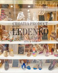 Local Shoe Designers Where To Shop Locally Made Products In Split Croatia Life
