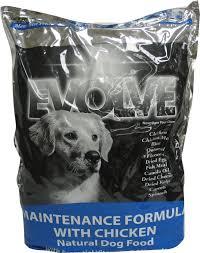 Evolve Adult Maintenance Dog Food 30 Pounds Products