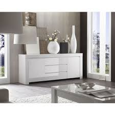 Deco Blanc Laque Deco Buffet Salon