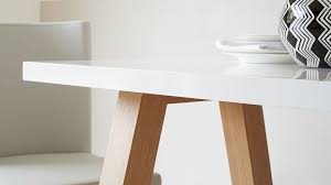 brilliant home and interior concept likeable white oak dining table on tongariro ico traders from