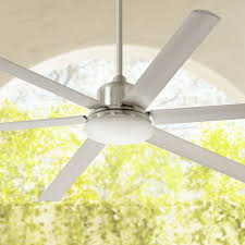 72 casa vieja modern outdoor ceiling fan with light led dimmable remote control brushed nickel damp rated for patio porch com