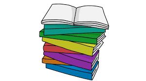 Stack Of Book 1 Sketch Illustration Hand Drawn Animation Transparent