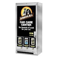 Car Wash Vending Machine Best ArmorAll48ColumnVendingMachine Car Wash Super Store