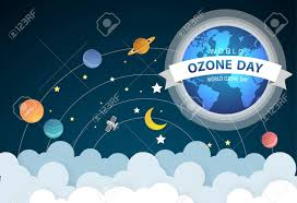 Ozone Design World Or International Ozone Day Vector Design For Poster And