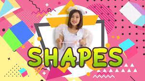 Dạy Tiếng Anh về HÌNH KHỐI qua thẻ tiếng anh MA THUẬT - Magic English  Flashcard Shapes - YouTube