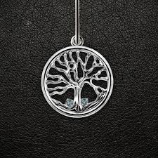 the family tree pendant