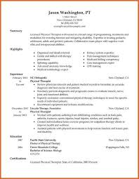 Occupational Therapy Resume Template occupational therapy resume resume name 42