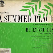 billy vaughn and his orchestra theme from a summer place