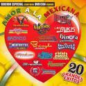 Amor a La Mexicana [CD & DVD]