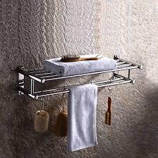 8 x 23 bosszi 4 hooks bathroom towel