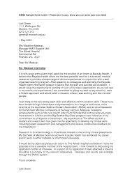 Sample Cover Letter For Internship In Malaysia Adriangatton Com