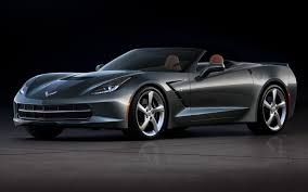 2014 Chevrolet Corvette Stingray Convertible Revealed Before ...