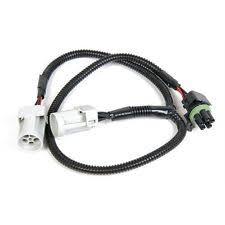 tbi harness car truck parts holley 534 196 2x4 tbi wiring harness