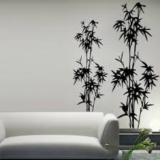 Small Picture Bamboo Tree Wall Decal From Trendy Wall Designs