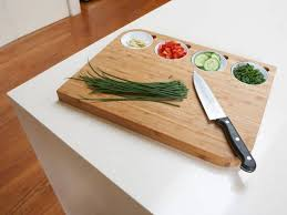 The Bowlboard Cutting Board & Serving Platter // 10 BEST Cutting Board  Designs To Help