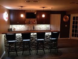 Under Bar Design Basement Bar Love The Under Bar Lighting Bars For Home