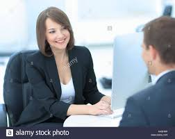 How To Be Successful In A Job Interview Successful Job Interview With Boss Stock Photo 157716994