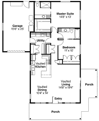 608 best house plans images on pinterest house floor plans 1200 Square Foot House Plans No Garage first floor plan of bungalow craftsman house plan 69667 1200 Square Foot House Plans with 3 Bedrooms
