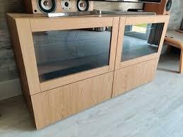 ikea besta tv bench av cabinet with