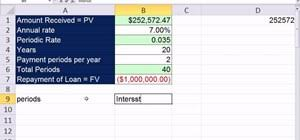 How To Build An Amortization Schedule How To Manage Loans With An Amortization Table In Excel Microsoft